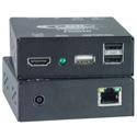 NTI ST-C6USBH-300 HDMI USB KVM Extender Via One CATx to 300 Feet