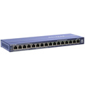Netgear FS116PNA ProSafe Ethernet Switch - 16 Port 10/100