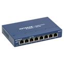Netgear GS108 8-port Gigabit Ethernet Switch (10/100/1000 Mbps) - Bstock (Used/Missing Inside Package)