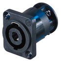 Neutrik NL4MP-ST speakON 4 Pole Male Connector with Screw Terminal  D Series
