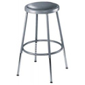 Heavy Duty Adjustable 19 Inch Steel Stool - Pack of 2