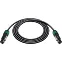 Sescom NSP4-25 Speaker Cable Neutrik 4-Pole speakON to 4-Pole speakON - 25 Foot
