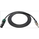Sescom NSP4-SP-15 Speaker Neutrik 4-Pole speakON to 1/4 TS Mono - 15 Foot