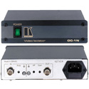 Kramer OC-1N Single Channel Video/Sync Optical Isolator