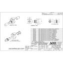 OCC AKSTM01KMJ Snap-In ST MultiMode Adapter - Office White