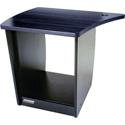 Omnirax 13 Space Omni Cabinet Left Rack (Black)