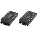 Ocean Matrix 01HMHM0002 HDBaseT 4K HDMI Extender Set with Two-Way IR - RS232 - Two-Way PoH