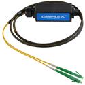 Camplex OPADAP-9 opticalCON DUO APC to Two (2) LC/APC Breakout Adapter - Single Mode