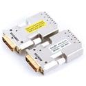 Ophit DDL-M 4 Channel DVI Fiber Optic Extender - up to 1000 Meters (3300 Feet) - Transmitter / Receiver