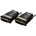 Ophit DSP-M 1 Channel DVI Fiber Optic Extender - Transmitter & Receiver w/ Power Adapter - up to 300 Meters (1000 Feet)