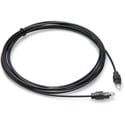 Hosa Technology 10 Foot Fiber Optic Toslink Cable