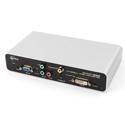 Opticis OMVC-200 Multi-Format to 1 fiber DVI converter