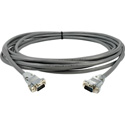 Laird P/D9M-M-100 Plenum 9-Pin D-Sub Male to 9-Pin D-Sub Male Control Cable - 100 Foot