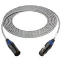 Sescom P / DMX-200 DMX Lighting Control Cable Plenum 5-Pin XLR Male to 5-Pin XLR Female - 200 Foot