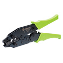 Greenlee PA1387 Combo RJ45/F Crimp Tool