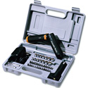 Greenlee 4336 3.6V Cordless Screwdriver Kit and Socket Set