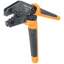 Paladin PA8049 Universal HDTV CrimpALL Crimp Tool with 2699 Die for Popular Belden Coax & Amphenol BNC