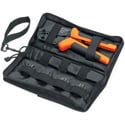 Greenlee PA4802 CrimpALL 8000 Series Crimper with 5 Die & Cordura Case Set