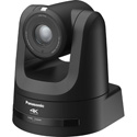 Panasonic AW-UE100KPJ 4K NDI Professional PTZ Camera - Black