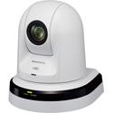 Panasonic AW-UN70W 20x Zoom 4K PTZ Camera with 3G/HD/SD-SDI/HDMI Output and NDI - White