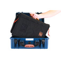 PortaBrace - PB-2550IC- Vault Hard Case w/Removable Interior Soft Carrying Case