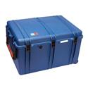 PortaBrace Trunk-Style Vault Hard Case With Wheels