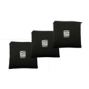 Porta-Brace PB-B93 Set Of 3 9x9 Inch Stuff Sacks