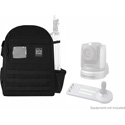 PortaBrace PTZ-BACKPACK Camera Backpack for PTZ Cameras and Controllers