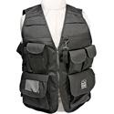Portabrace VV-LBL Video Vest with 23 Pockets - Large - Black