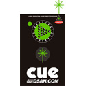 DSAN PC-AS2-GRN Transmitter 2-Button (Forward & Green Laser) for Perfect Cue System