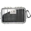Pelican 1040 Micro Case - Clear Case/Black Liner