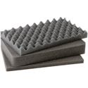 Pelican 1171 3-Piece Replacement Foam Set for 1170 Protector Series Cases