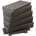 Pelican 1441 6-Piece Replacement Foam Set for 1440 Protector Series Cases