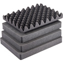 Pelican 1507AirFS 4-Piece Replacement Foam Set for 1507 Air Series Cases