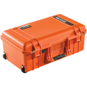 Pelican 1535NF Air Carry-On Case with No Foam - Orange
