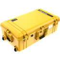 Pelican 1615WF Air Case with Foam - Yellow