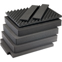 Pelican 1637AirFS 8-Piece Replacement Foam Set for 1637 Air Series Cases