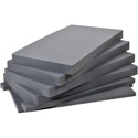Pelican 1781 6pc. Replacement Foam Set for 1780 Protector Series Cases