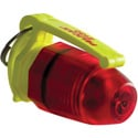 Pelican 2130C LED Mini Flasher Specialty Light - Yellow