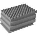 Pelican iM2400-FOAM 4-Piece Replacement Foam Set for iM2400 Storm Series Laptop Cases