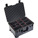 Pelican iM2620TP Storm Travel Case with TrekPak Divider System - Black