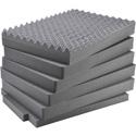 Pelican iM3075-FOAM 7-Piece Replacement Foam Set for iM3075 Storm Series Transport Cases