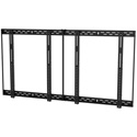 Peerless-AV DS-VW655-2X2 SmartMount Flat Video Wall Mount Kit for 46 Inch to 55 Inch Displays