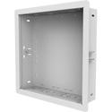 Peerless-AV IB14X14-W 14x14 Inch Wall Box for Recessed Power and AV Components