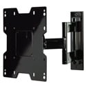 Paramount PA740 Articulating Wall Arm For 22-40in LCD Screens - Black