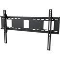 Peerless-AV PF660 Pro Universal Flat Wall Mount for 32-60in LCD Screens - Black
