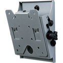 Peerless-AV ST630 Tilting LCD Wall Mount For 10-24in Screens VESA 75mm/100mm- Black