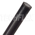 1/4In-3/4In Expandable Tubing Black 500 Foot Roll