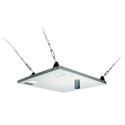 Peerless-AV CMJ455 Lightweight Suspended Ceiling Plate for Projector Mounts