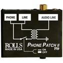 Rolls PI9 Phone Patch II Telephone Audio Interface